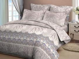 Комплект постельного белья 2сп бязь Миледи (5634-2 Пальмира)