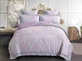 Комплект постельного белья 2сп лён-жаккард Клео (SC-006)