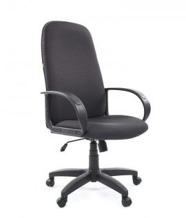 """Кресло офисное """"CHAIRMAN 279"""" ткань JP 15-1 чёрный-серый"""