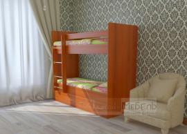 Кровать 2-х ярусная  700 х 1800