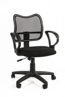 """Кресло офисное """"CHAIRMAN 450"""" ткань LT C-3 чёрный"""