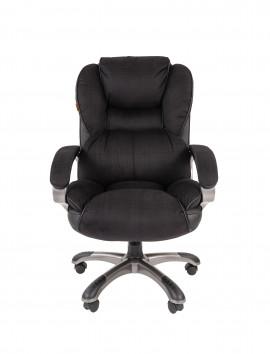 """Кресло офисное """"CHAIRMAN 434""""  микрофибра R 008 чёрный"""