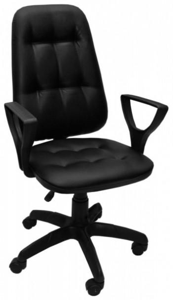 Кресло компьютерное Премьер 3Н к/з черный