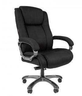 """Кресло офисное """"CHAIRMAN 410"""" ткань SX чёрная"""