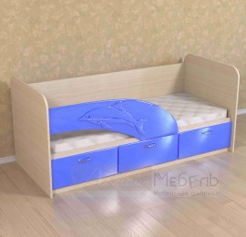 """Кровать """"Алина"""" МДФ 700*1800"""