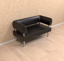 """Офисный диван """"Фламенко"""" (1300)"""