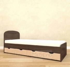 """Детская """"Глобус 5"""" (кровать с ящиками) без матраса"""
