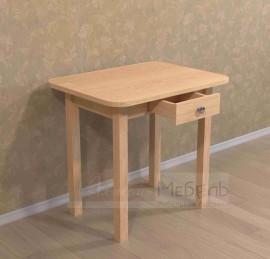 Стол обеденный СРЕДНИЙ с ящиком