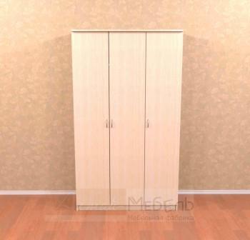КБШ-06 (шкаф 3-х дверный без антресоли)