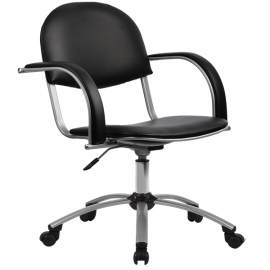 Кресло МА-70 к/з, алюминий