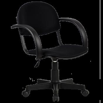 """Кресло компьютерное м/к """"МР-70"""" PL, ткань №19 Чёрный"""