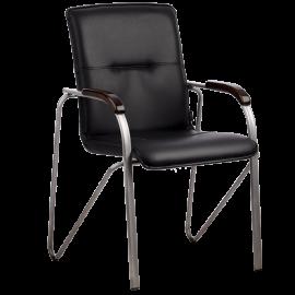 Кресло РА-16 эко-кожа, мат.хром