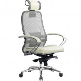 Кресло компьютерное м/к Samurai SL-2.03 бежевый