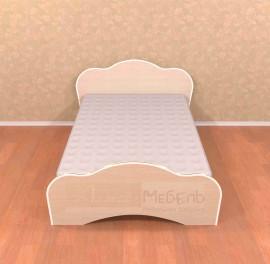 """Кровать """"Тюльпан"""" Т-22"""" 1200х1900"""