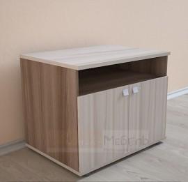 """Офисная мебель """"Визит 5"""" (Тумба для оргтехники 700*850*600)"""