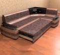 """Угловой диван с баром """"Верона"""""""