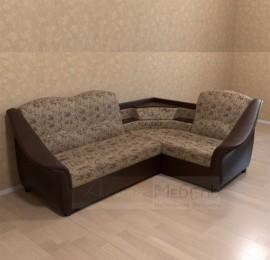 "Угловой диван с баром""Витязь"""