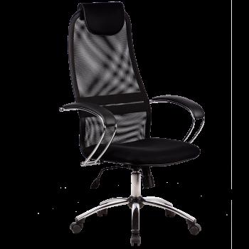 Кресло ВК-8 сетка, хром