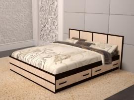 """Спальня """"Сакура"""" кровать 1600 х 2000"""