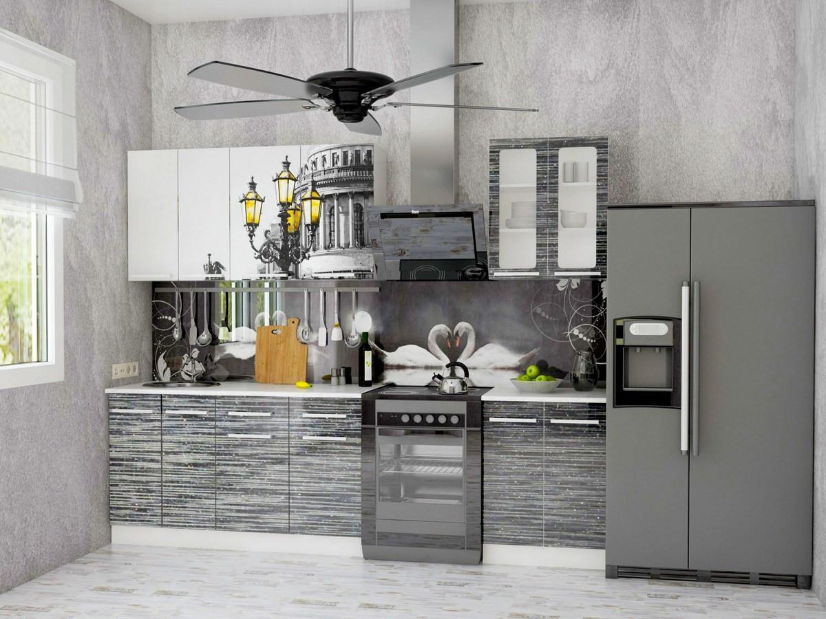 Кухни 2 метра