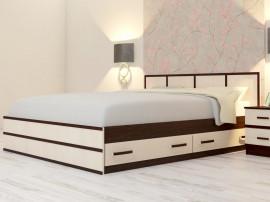 """Спальня """"Сакура"""" кровать 1400 х 2000"""