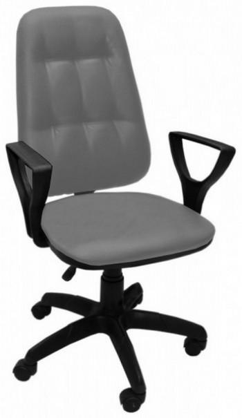 """Кресло компьютерное """"Премьер 3"""" (Н) материал Серый, крестовина пластик"""