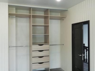 Изготовление шкафов по индивидуальным проектам